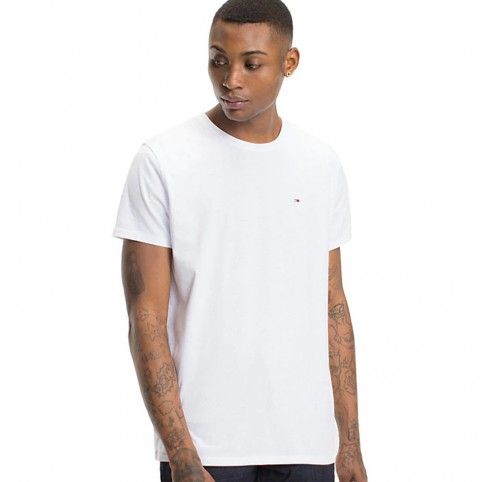 T-Shirt COL Rond TOMMY JEANS