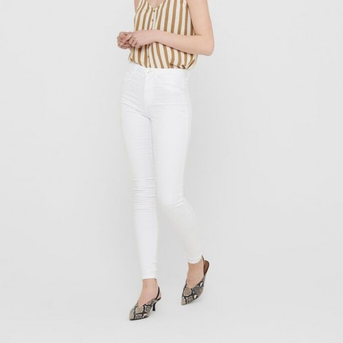 Jeans Only Taille Haute SKINNY
