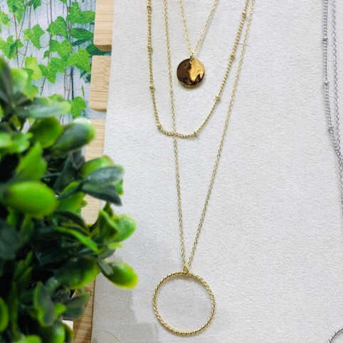 COLLIER MULTI STACEY