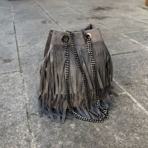 Sac Bourse Franges