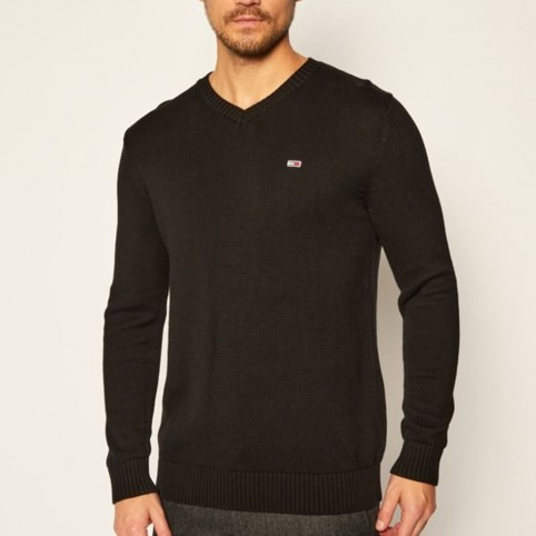 Pull Col V Tommy Jeans