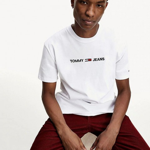 T-Shirt Tommy Jeans Poitrine