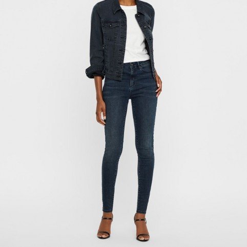 Jeans Vero Moda Taille Haute SKINNY