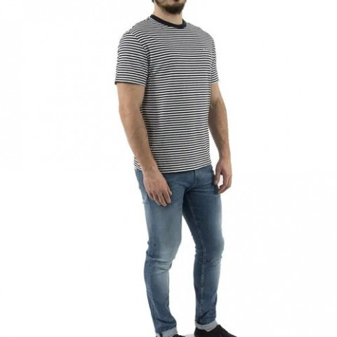 T-Shirt rayé Tommy Hilfiger Jeans