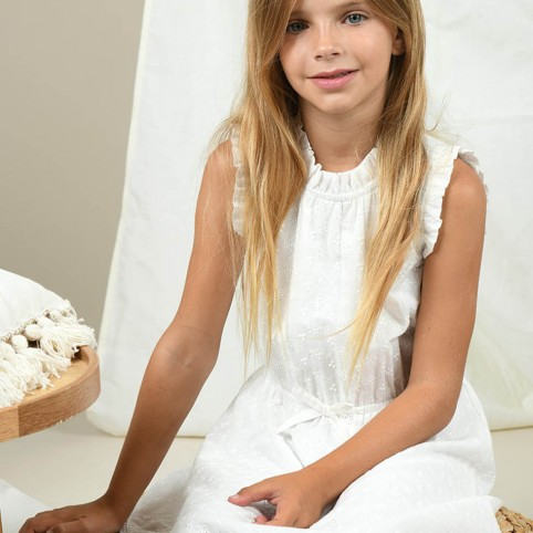 Robe broderie anglaise Mini Molly