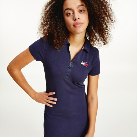 Robe polo Tommy Hilfiger Jeans