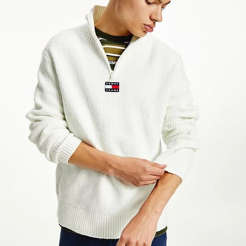 Pull zip Tommy Hilfiger Jeans