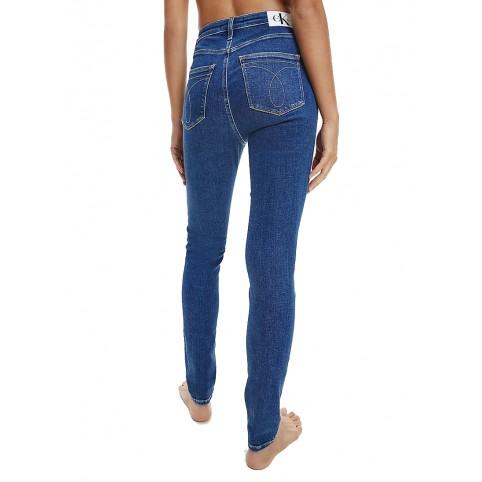 Jeans Calvin Klein taille haute skinny